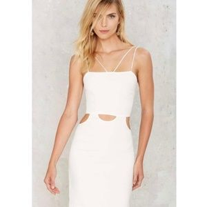 Endless Rose by Nasty Gal Mona Cut Out Dress M